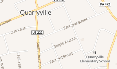 Directions for Quarryville Family Medicine in Quarryville, PA 13 E 2nd St