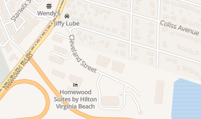 Directions for Healthcare in Virginia Beach, VA 5716 Cleveland St Ste 200 Virginia Beach, VA 23462