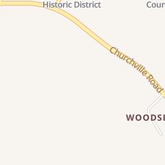 Directions for Deer Creek Archery in Churchville, MD 3021 Churchville Rd