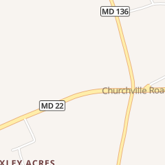 Directions for Four-Footed Friends Grooming Salon in Churchville, MD 2828 Churchville Rd