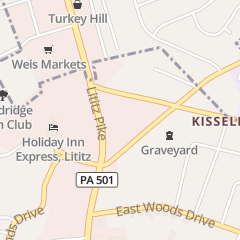 Directions For Stauffers Of Kissel Hill In Lititz, PA 813 Lititz Pike