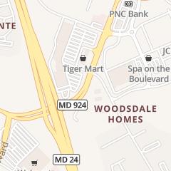 Directions for Wegmans Pharmacy in Abingdon, MD 21 Wegmans Blvd