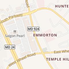 Directions for Cohen Phillip M Dr in Bel Air, MD 2208 Old Emmorton Rd