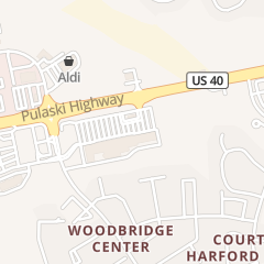 Directions for Friendly's in Edgewood, MD 1407 Pulaski Hwy