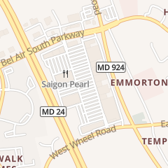 Directions for Dr Timothy Barr Doctor in Bel Air, MD 5 Bel Air South Pkwy Ste 211