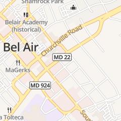 Directions for JORDAN THOMAS SALON in Bel Air, MD 111 Fulford Ave Ste B
