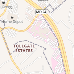 Directions for Michael R Trottini Od in Bel Air, MD 520 Upper Chesapeake Dr