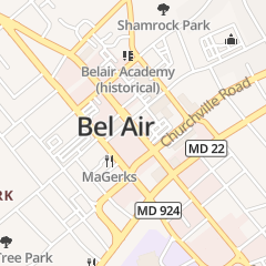 Directions for Charm City Run in Bel Air, MD 126 S Main St Ste 1
