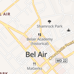 Directions for Key Financial in BEL AIR, MD 24 E Pennsylvania Ave