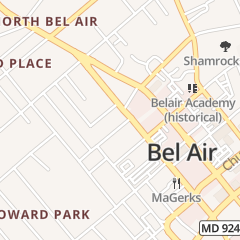 Directions for Hickory International Inc - Sales Ofc in Bel Air, MD Rr 1