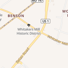 Directions for Wawa in Fallston, MD 204 Connolly Rd