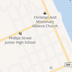 Directions for Uly's Seafood in Fulton, NY 124 W 3rd St S