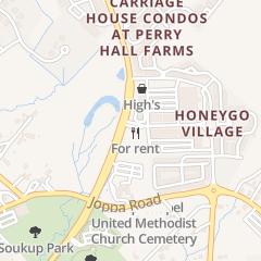 Directions for Medstar Health in Perry Hall, MD 5009 Honeygo Center Dr Ste 225