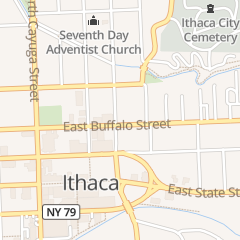 Directions for United Way in Ithaca, NY 313 N Aurora St