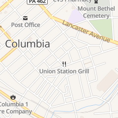 Directions for Union Station Grill in Columbia, PA 171-173 S 4th St