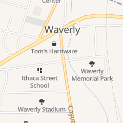 Directions for Town Diner in Waverly, NY 601 Cayuta Ave