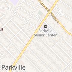 Directions for Ed Winkler & Son Inc in Parkville, MD 8411 Harford Rd