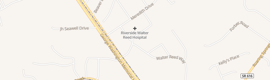 Walterreed National Military Medical Center  About Us