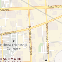 Directions for Vantage Mark Media in Baltimore, MD 101 N Haven St Ste 301