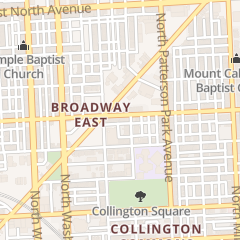 Directions for Williams Media Social Network in Baltimore, MD 2125 E Federal St