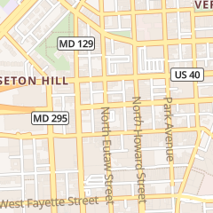 Directions for TNC INC in Baltimore, MD 900 N South Wolfe St