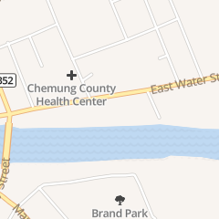 Directions for Holiday Inn in Elmira, NY 760 E Water St