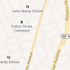 Directions for PAESANOS PIZZA & SUB in Elmira, NY 600 Pennsylvania Ave