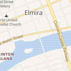 Directions for Atticus Cafe Llc in Elmira, ny 219 W Water St