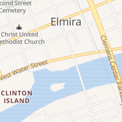 Directions for Roundin Third in Elmira, NY 255 W Water St