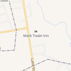 Directions for Mark Twain Motor Inn in Elmira, NY 1996 Lake St