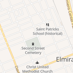 Directions for 501 West in Elmira, NY 501 College Ave