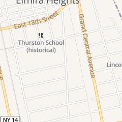 Directions for O'ryans Sports Bar & Grill in Elmira, NY 159 Prescott Ave