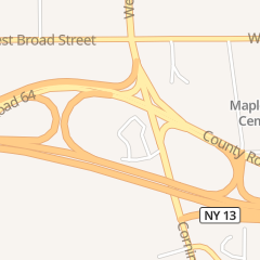 Directions for Friendly's in Horseheads, NY 2669 Corning Rd