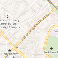 Directions for Auto Express Services in WASHINGTON, DC 2912 BLADENSBURG RD NE
