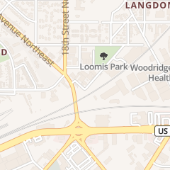 Directions for Collision Auto Clinic in Washington, DC 2206 Lawrence NE