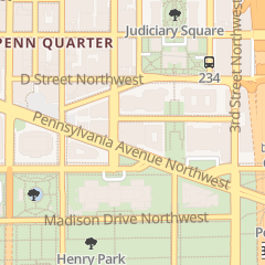 Directions for Newseum in Washington, DC 555 Pennsylvania Ave Nw