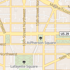 Directions for Sufka & Associates in Washington, DC 1518 K St Nw Ste 503
