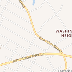 Directions for Harris Allison H Dr in Washington, NC 1302 Brown St