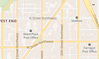 Directions for Weborion Software Solutions in Columbia, WA 1255, New Hampshire Avenue NW Washington