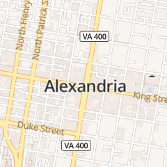 Directions for Jss Inc in Alexandria, VA 717 King St