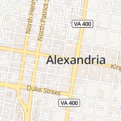 Directions for Pr & Partners in Alexandria, VA 800 King St