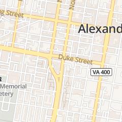 Directions for Mediawatch in Alexandria, VA 325 S Patrick St