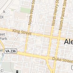 Directions for Modern Cleaners Inc. in Alexandria, VA 1222 King St