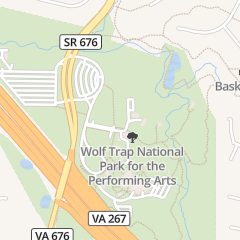 Directions for U.s. Department of the Interior in Vienna, VA 1551 Trap Rd