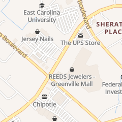 Directions for Zumiez in Greenville, NC 714 Greenville Blvd Se