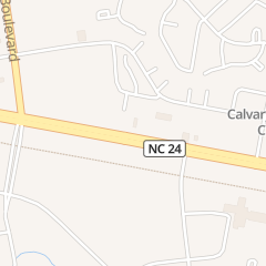 Directions for Crazy Cuts in Jacksonville, NC 1913 Lejeune Blvd