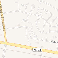 Directions for Boys 2 Men in Jacksonville, NC 110 Liberty Dr Ste 100