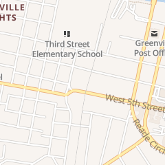 Directions for Zeta Tau Alpha in Greenville, NC 508 W 5th St