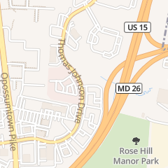 Directions for Allan L Levy MD in Frederick, MD 172 Thomas Johnson Dr Ste 204