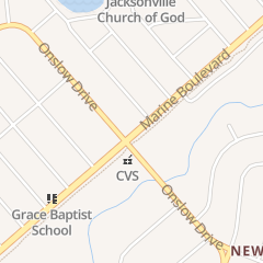 Directions for Platinum Cuts in Jacksonville, NC 653a N Marine Blvd